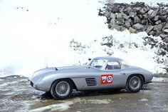 1954 Ferrari 375 MM Coupé Scaglietti 0402AM  2012 Louis Vuitton Classic Serenissima Run