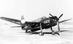 Picture of the Consolidated Vultee TBY Sea Wolf