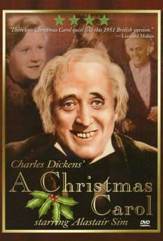 A Christmas Carol, Alistair Sim