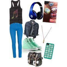 """""""Casual day at school"""" by gotta-love-greyson-chance on Polyvore"""