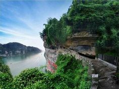 Sanyou Cave, China