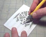 making cathedral style windows