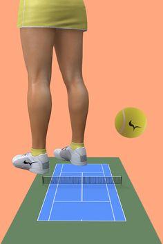 Dismorfia Digital Tenis