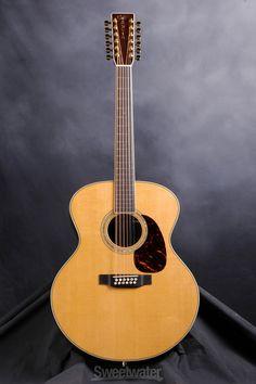Martin Grand J12-40E Special 12-String Acoustic-Electric Guita