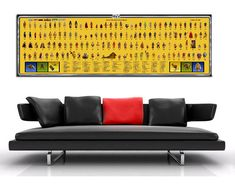 STAR WARS Action Figure Guide collection  High Quality Silk Poster Home Decor #Vintage