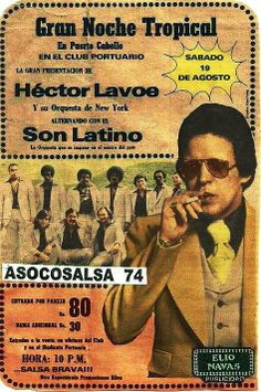 Poster Hector Lavoe one of the greatest, ahead of his time. Died to young but what a legacy! Puerto Rican Memes, Puerto Rican Music, Musica Salsa, Salsa Music, Puerto Rico History, Afro Cuban, Latin Artists, Vinyl Music, Latin Music