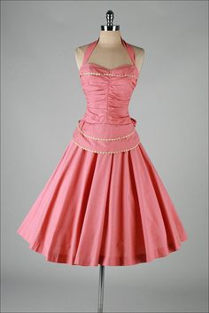 1950's LILLI DIAMOND Dress