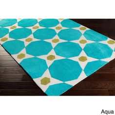 Meticulously Woven Alyssa Geometric Area Rug (5' x 8') - Overstock™ Shopping - Great Deals on 5x8 - 6x9 Rugs