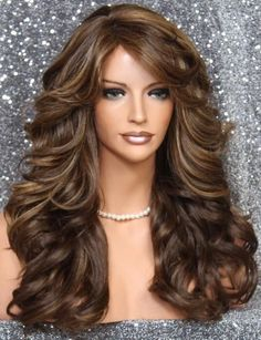 Heat OK Wavy Long full Wig Off Black Bangs Layered Hair piece WBPO NWT are diets healthy for weight loss, diet how weight loss, Diets Weight Loss, eating is weight loss, Health Fitness Frontal Hairstyles, Wig Hairstyles, Ladies Hairstyles, Evening Hairstyles, Hairstyles 2016, Hairdos, Natural Hairstyles, Oscar Hairstyles, Everyday Hairstyles