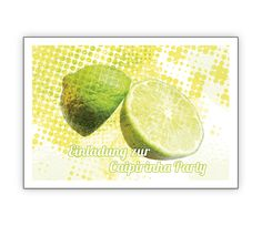 Party Einladungskarte mit Limette: Einladung zur Caipirinha Party - http://www.1agrusskarten.de/shop/party-einladungskarte-mit-limette-einladung-zur-caipirinha-party/    00023_0_2497, Drinks, Einladung, Feiern, Fest Einladen, Gäste, Gäste Cocktail Party, Grusskarte, Klappkarte Party00023_0_2497, Drinks, Einladung, Feiern, Fest Einladen, Gäste, Gäste Cocktail Party, Grusskarte, Klappkarte Party