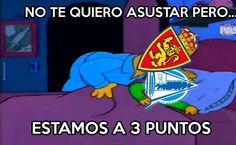 No te quiero asustar... #RealZaragoza #Zaragoza