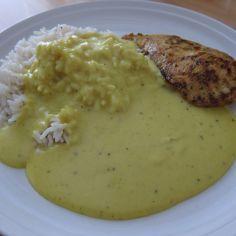 Currykastike kanalle - Kotikokki.net - reseptit