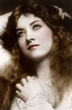 STUNNING. Maude Fealy Edwardian actress.