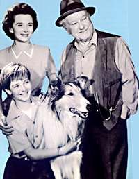 Lassie (early cast)