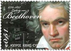 Classical Composers Commemorated By New Stamps ~ 27 January 2011 - Franz Groter Music Like, Vintage Stamps, Stamp Collecting, Mail Art, Classical Music, Singer, World, Musicians, Cyprus