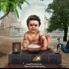 Radha Krishna Images, Krishna Radha, Lord Murugan Wallpapers, Lord Ganesha Paintings, Mahakal Shiva, Pooja Room Design, Baby Silhouette, Pooja Rooms, Hindus