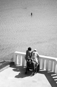 Umberto Verdoliva - Let me see the sea again... Old Age, Journey, Sea, Let It Be, Explore, Photography, Life, Photograph, Fotografie