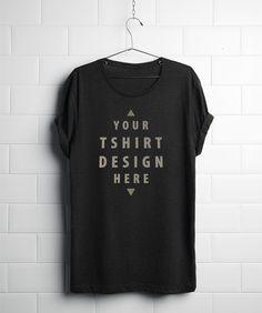 85 T-shirt & Apparel Mockup PSD