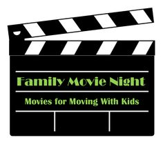 8 movies to watch when moving with kids Moving And Storage, Family Movie Night, New Kids, New Friends, Movies To Watch, Lincoln, Stress, Business, Blog
