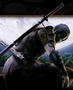 A shinobi from the game Tenchu. A ninja assassin is looking for vengenace Arte Ninja, Ninja Art, Ninja Warrior, Samurai Warrior, Tenchu Z, Gi Joe, Geisha, Character Inspiration, Character Art