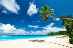 Seychelles island.
