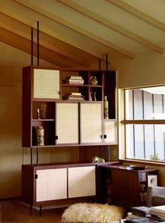 Fred Bernstein Custom Cabinet
