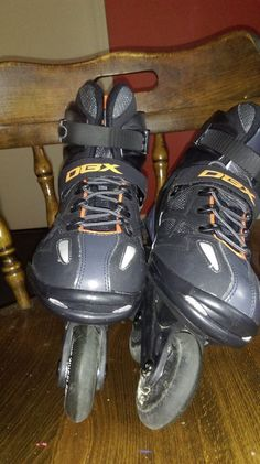 DBX Men's Reaction Inline Skates Size 7 ***W2863** #DBX