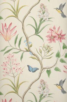 Pazia | Novelty wallpaper | Wallpaper patterns | Wallpaper from the 70s