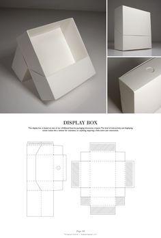 Display Box - Packaging & Dielines: The Designer's Book of Packaging Dielines