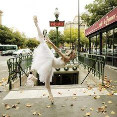 Ballet urbano, de Lisa Tomasetti