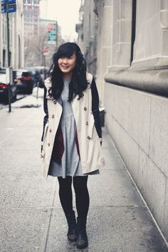 The personal style and life blog of a recent college grad living on a budget in New York City.