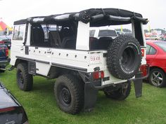 pinzgauer | CC Capsule: Steyr-Puch Pinzgauer – Jeep, Austrian Style