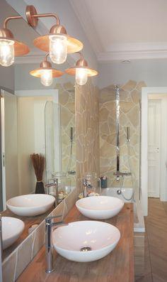 id es d co salle de bain d clic boh me la salle de bain pinterest bath. Black Bedroom Furniture Sets. Home Design Ideas