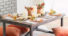 Kiddie Thanksgiving Table | REstyleSOURCE