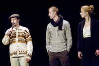 De unga koreograferna bedömdes av en professionell jury bestående av David Tanzilli, Peder Nilsson och Anna Asplind.