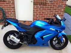 Kawasaki Ninja 250 $4950
