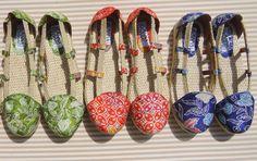 Органик обувь от Anna Ganne