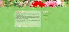 Een foto van mijn blog over de stichting