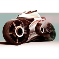 Inspiring Examples of Cycle Concept Designs Maxim Revin Bike Concept Motorcycles, Cool Motorcycles, Futuristic Motorcycle, Futuristic Cars, Bugatti, Lamborghini, Moto Bike, Motorcycle Bike, Concept Art World