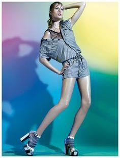 ☆ Gisele Bundchen | Photography by Gui Paganini | For Colcci Campaign | Spring 2011 ☆ #Gisele_Bundchen #Gui_Paganini #Colcci #2011