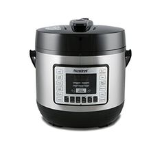 NuWave 6qt. capacity Electric Pressure Cooker // http://cookersreview.us/product/nuwave-6qt-capacity-electric-pressure-cooker/  #cooker #pressure #electric