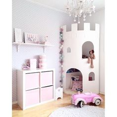 580 mejores imágenes de Habitaciones infantiles | Kids rooms, Bed ...