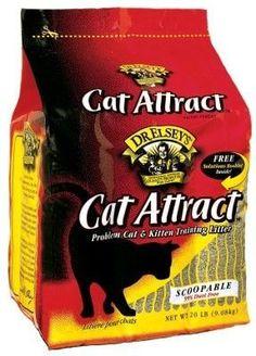 CAT LITTER - PRECIOUS CAT CAT ATTRACT - 20 LB - PRECIOUS CAT - UPC: 338007771 - DEPT: CAT PRODUCTS