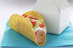 Taco Sandwich recipe