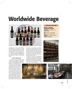 Un articolo che tratta la nostra Azienda sul mondo della Birra !! #marzo2014 #ilmondodellabirra