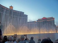 Info on the best family-friendly attractions on the Las Vegas Strip.