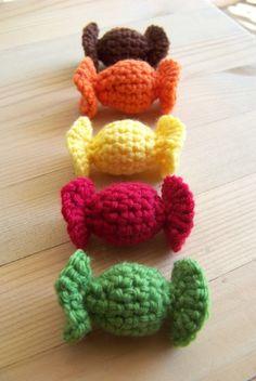 Still Vauriens » Tuto: La dinette en crochet #04 Les Bonbons