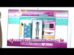 Crayola Catwalk Creations Spot TV PL