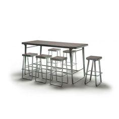 JMH Furniture Solutions Kingston Bar Table