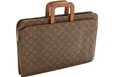 f19cd9c1686e Louis Vuitton Briefcase on OneKingsLane.com